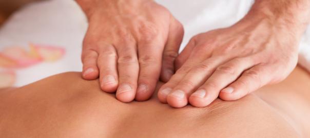 Les massages et les exercices